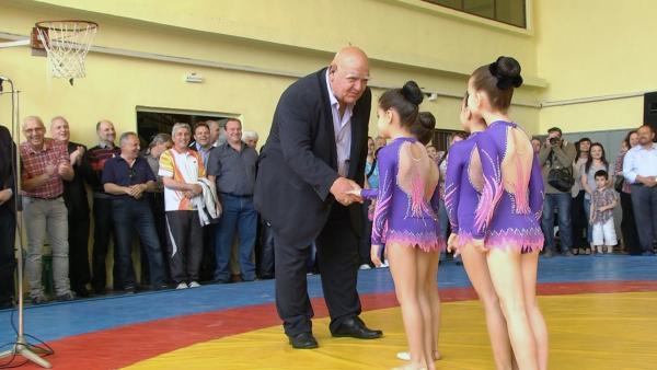 Стартира деветото издание на игрите Старозагорски олимпийски надежди