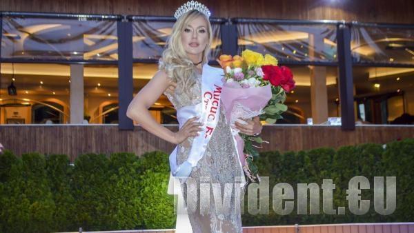 Модна диктаторка разби конкуренцията в конкурса   Мисис Стара Загора 2019