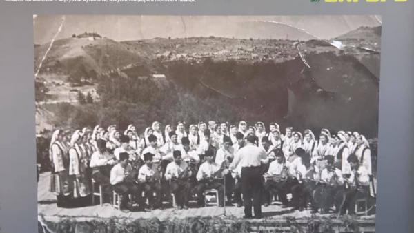 Откриха фото-изложба, посветена на 65-годишнината на фолклорен ансамбъл Загоре