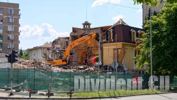 Жилищна сграда ще бъде построена на мястото на комплекс  Орфей  в Стара Загора
