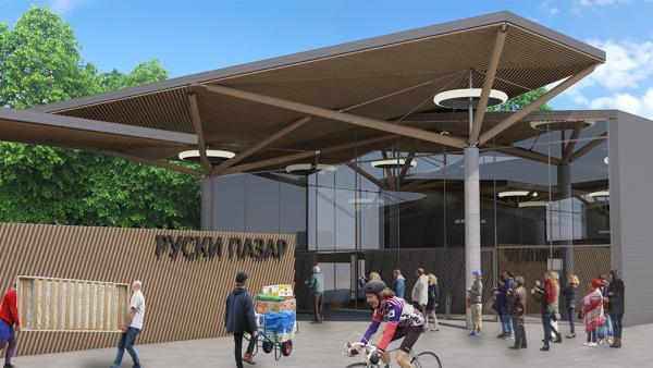 Местят търговците от Руския пазар заради започващия основен ремонт