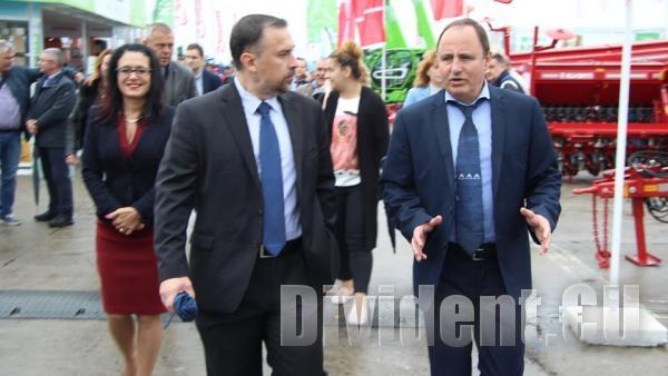 Заместникът на Порожанов: Оставката на земеделския министър няма да доведе до сътресения в сектора