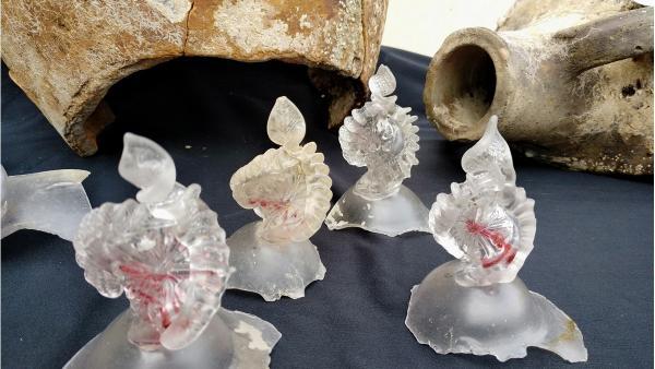 Откриха край Бургас част от най-голямото потънало стъклено съкровище