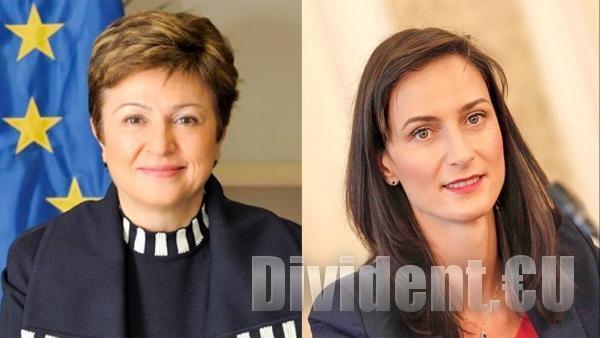 Кристалина Георгиева и Мария Габриел на крачка от висши постове в ЕС
