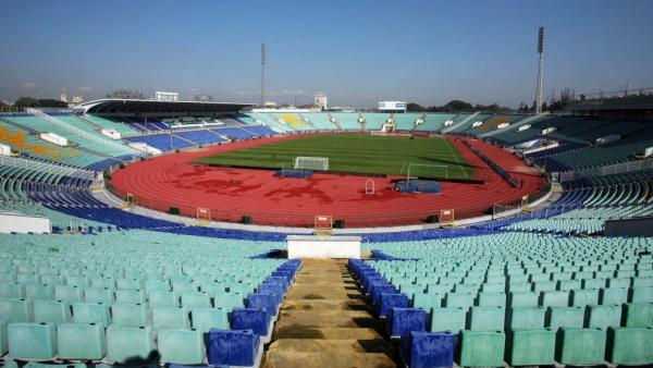 Разрешиха до 30% заетост на националния стадион за мачовете от Лига Европа