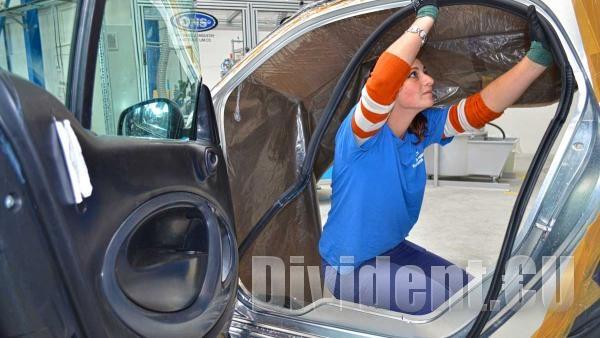 Стандард Профил започна производство на уплътнения за електромобила Фиат 500