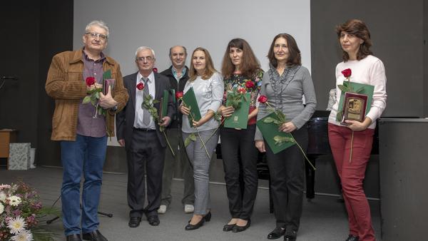 Връчиха наградите Будител на 2020 година в Стара Загора