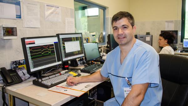Лекар и пациент от Стара Загора са герои в национална кампания за сърдечната недостатъчност
