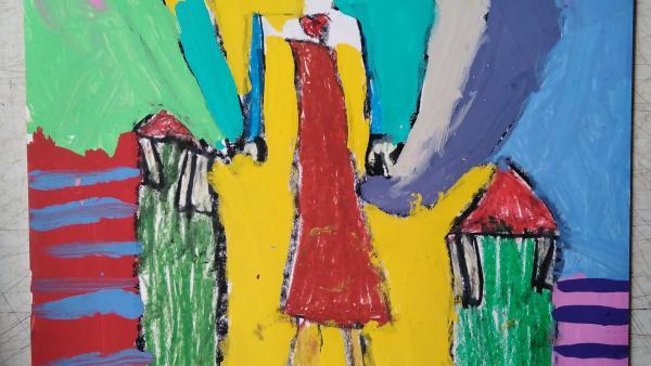 Отличиха най-добрите малки художници в конкурса Моят празник