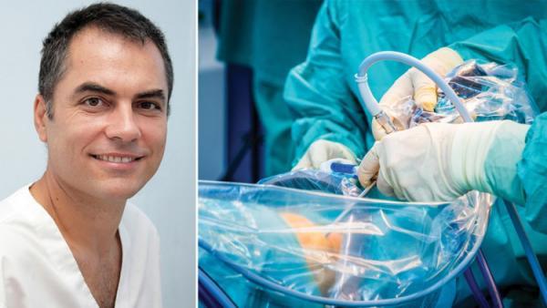 Проф. Кинов ще демонстрира онлайн колянно протезиране пред ортопеди от цяла Европа