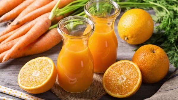 Портокалите, гроздето и морковите борят най-добре опасността от рак