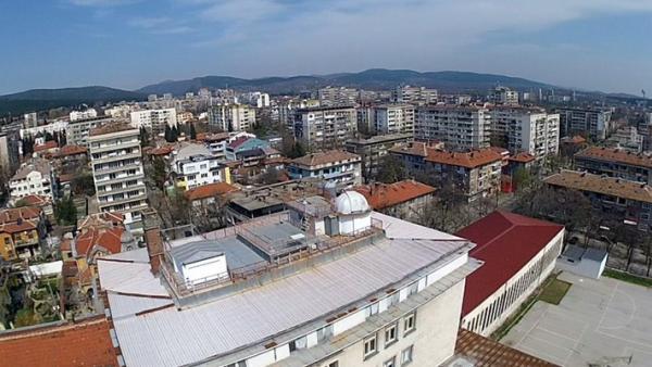 Възстановеният планетариум на Стара Загора ще отвори врати през юли догодина