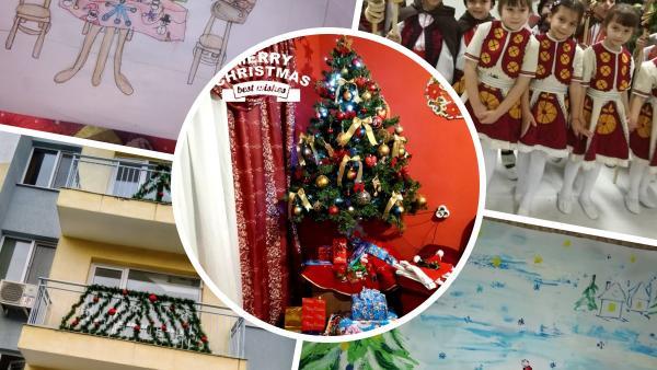 Над 100 творби участваха в конкурса Коледни вълшебства на Община Стара Загора