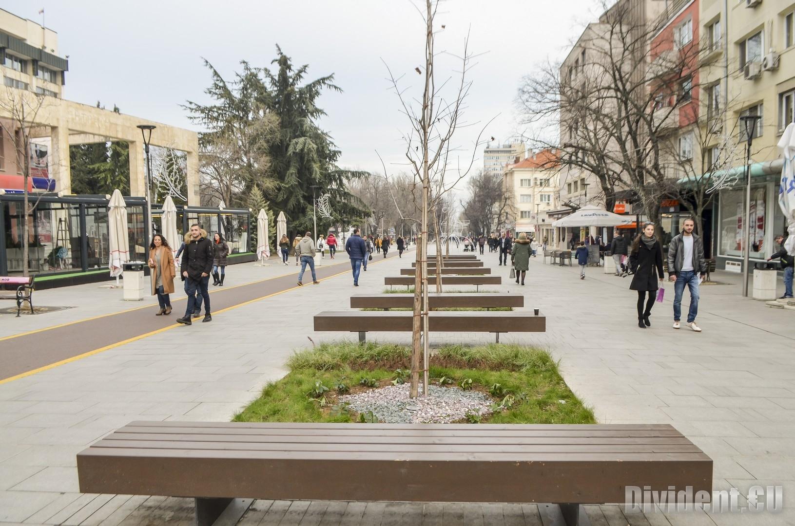 Лек спад на издадените строителни разрешения отчитат от община Стара Загора