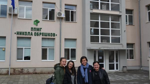 Строят нова сграда с 12 класни стаи в елитна гимназия в Казанлък