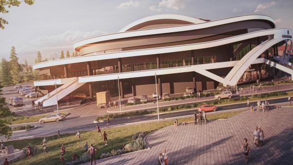 Гласуват дали строежът на новата зала  Арена Стара Загора  е от първостепенно значение