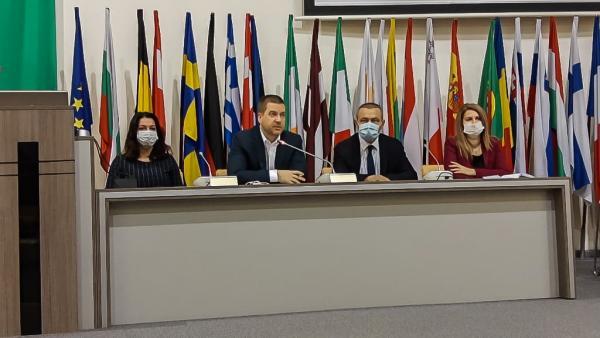 Община Стара Загора ще търси обществена подкрепа за големината на новата зала