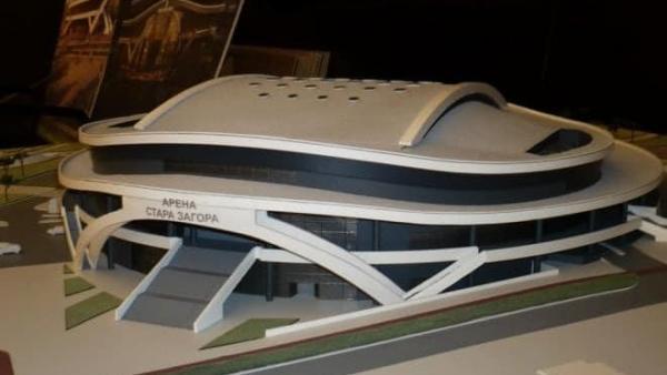 Гилдията на архитектите ще излезе с официално становище за новата спортна зала