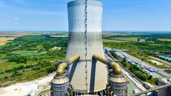 AES България осигури 9% от електроенергията в страната през януари