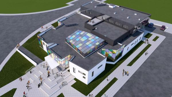 Изграждат младежки международен център в най-големия квартал на Бургас