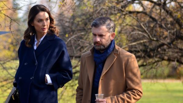 Старозагорец играе със съпругата си в новия български сериал  Белези  по bTV