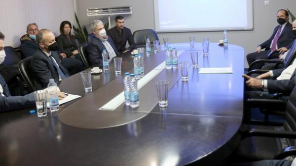 Обсъдиха перспективите пред Мини Марица-изток на среща в дружеството