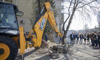 Започна ремонтът по превръщане на ул. Капитан Петко Войвода в четирилентова