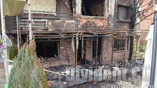 Общината предлага временни жилища на пострадалите от пожара, те отказват