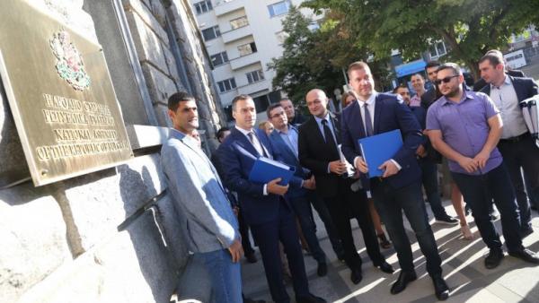 Живко Тодоров е сред вносителите на документите за регистрация на ГЕРБ за местните избори