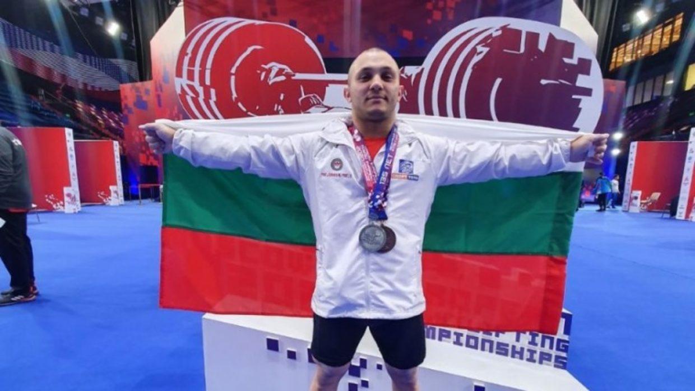 Възпитаник на старозагорско  училище спечели медал от Европейско първенство