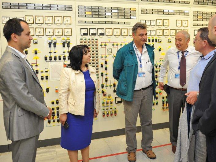 Шефът на Агенцията за ядрена енергетика поощри построяването на АЕЦ Белене