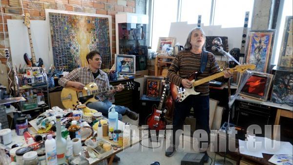 Валентин Дончевски засне клип към новата си рок балада Завинаги