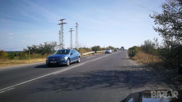Въвежда се временна организация на движението по околовръстния път на Стара Загора