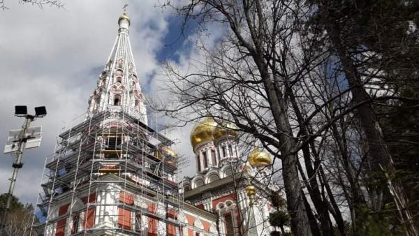 Ремонтни работи за над 5 млн. лева стартираха в шипченския манастирски комплекс