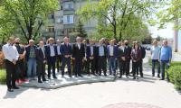 В Мини Марица-изток отбелязаха Световния ден за безопасност и здраве при работа