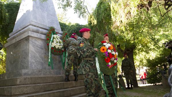 6-ти септември e - честваме 134 години от Съединението на България!