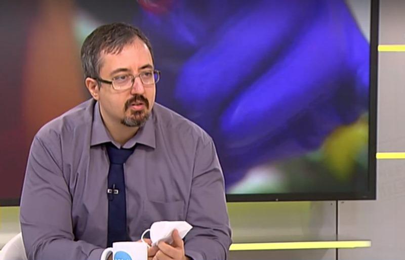 Лъчезар Томов: Скрита смъртност от ковид ни поставя на първо място по починали в Европа