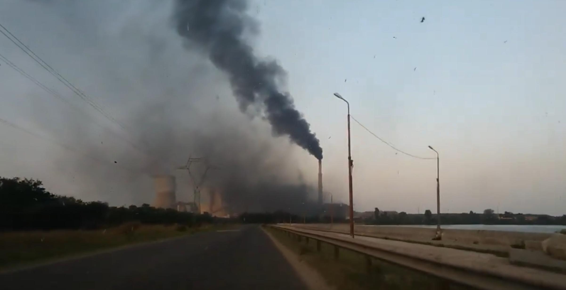 ТЕЦ Брикел спира работа със заповед на РИОСВ - Стара Загора заради неразрешено горене на биомаса