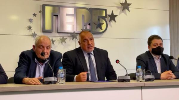 ГЕРБ - СДС оттегли кандидата си за председател на ЦИК, Радев свиква нови консултации