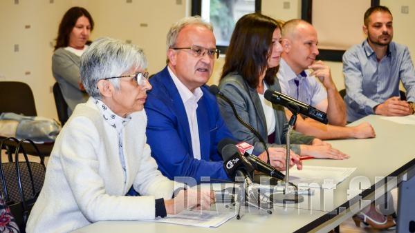 Коалиция  БСП за България  представи кандидатите са за кметове и общински съветници