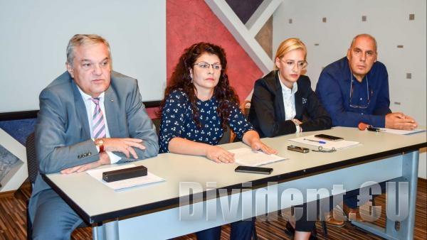 ТЕЦ-2 е заплашена от безпрецедентно унищожение, посочи кандидатът за кмет на АБВ