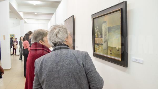 Реалност и въображение се преплитат в изложба на Старозагорската художествена галерия