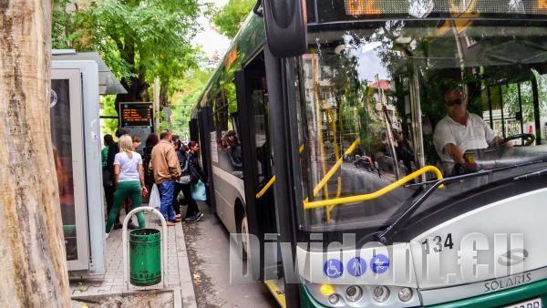 Стара Загора 2020: Умни светофари и дигитални билети за градския транспорт