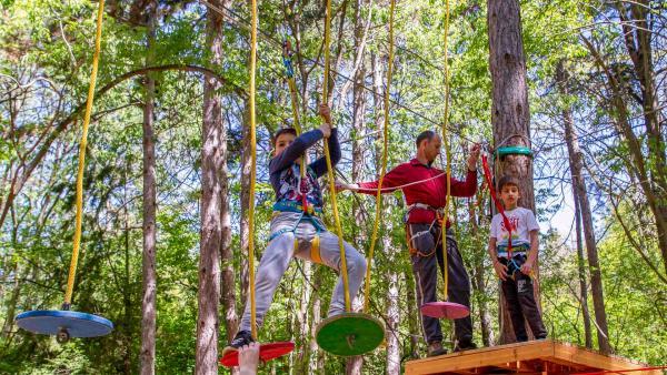 Въжената градина на Аязмото започва работа тази събота с безплатен вход за всички