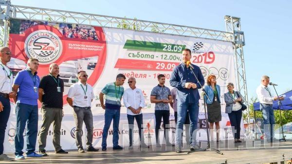 Живко Тодоров: Планираме да построим автомобилна писта без аналог в България