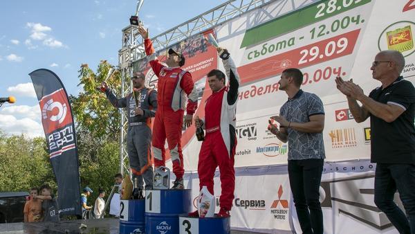 Симеон Симеонов спечели Купата на кмета от Писта Стара Загора 2019