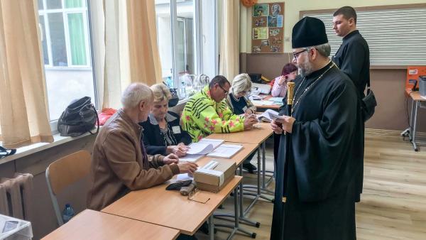 Над 24 процента е избирателната активност в Област Стара Загора към 12 часа
