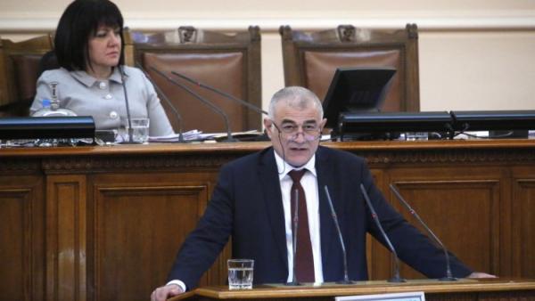 Георги Гьоков: БСП е за преизчисляване на пенсиите и увеличение на заплатите, но ГЕРБ не искат това