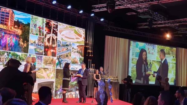 Отличиха Стара Загора с 2 награди в конкурса Сграда на годината
