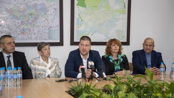 Над 10 възлови проекта ще се осъществят през 2020 година в Стара Загора